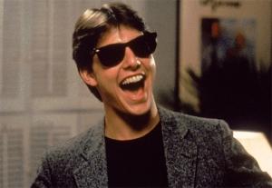 Risky Business movie image Tom Cruise